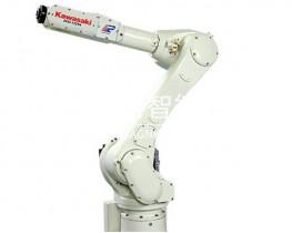 Kawasaki paint robot maintenance system upgrade