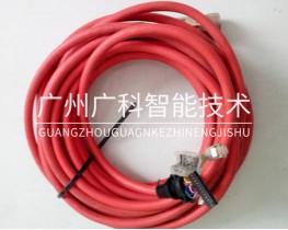 ABB机器人示教器连接线3HAC039054-002全新二手备件销售维修