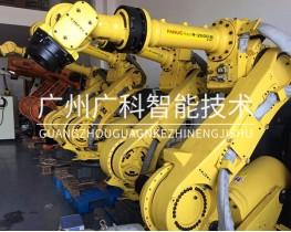 发那科机器人 维修保养选型替换服务