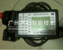 Sales and maintenance of new used spare parts of ABB Robot teaching device 3hne00313-1