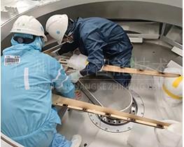 DAIHEN robot overhaul 日本达谊恒机器人故障拆机检修