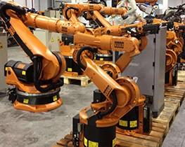 KUKA KUKA robot maintenance