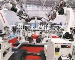 川崎喷漆机器人维修 系统升级
