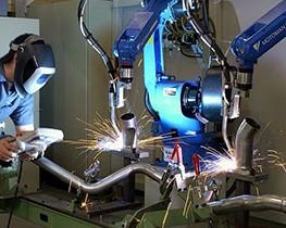 日本安川喷涂机器人MPX3500维修