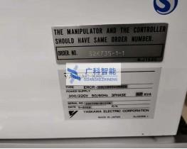 安川YASKAWA控制柜销售ERCR-CSL1200D-RA11现货可维修保养