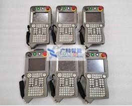 安川DX100示教器 JZRCR-YPP01-1现货可维修
