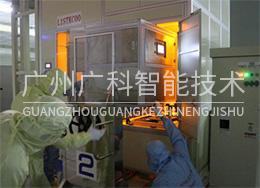 ASC储位自动清洁系统测试